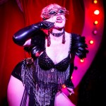 Diva Hollywood Performing the Enchantress at The Double RR London