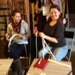 whip lessons take shape