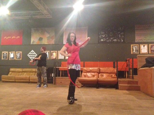 Diva Hollywood whip workshop