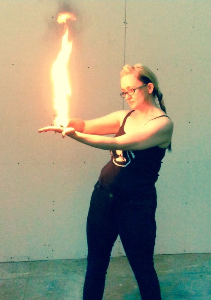 Diva Hollywood Body burning