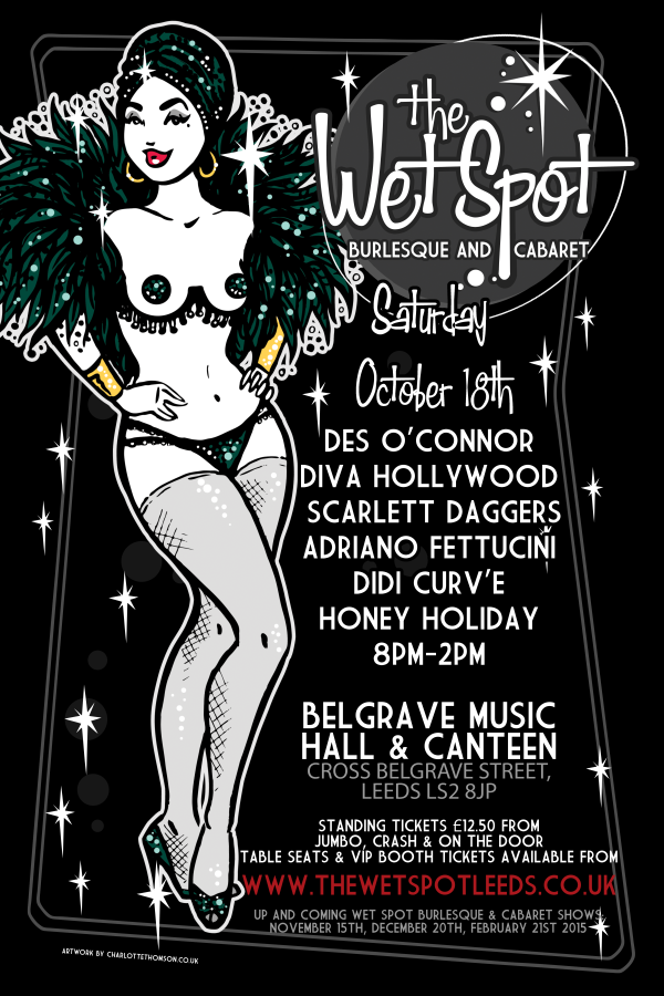 The wet Spot Leeds
